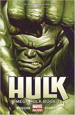Couverture Omega Hulk Book 1 - Hulk (2014), tome 2