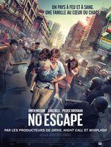 Affiche No Escape