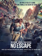 Affiche No Escape
