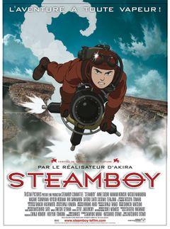 Affiche Steamboy
