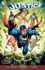 Couverture Justice League Vol. 6: Injustice League