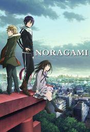 Affiche Noragami