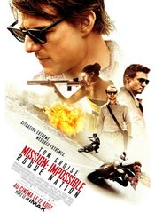 Affiche Mission: Impossible - Rogue Nation