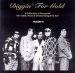 Pochette Diggin' for Gold, Volume 4