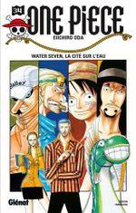 Couverture Water Seven, la cité sur l'eau - One Piece, tome 34