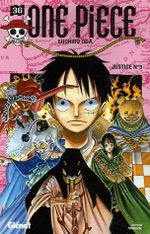 Couverture Justice N°9 - One Piece, tome 36