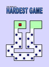 Jaquette The World's Hardest Game