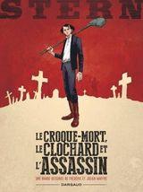 Couverture Le Croque-Mort, Le Clochard et L'Assassin - Stern, tome 1