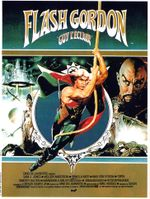 Affiche Flash Gordon