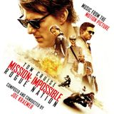 Pochette Mission: Impossible – Rogue Nation (OST)