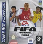Jaquette FIFA 2004