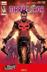 Couverture Le Punisher face aux Thunderbolts - Marvel Saga (2e série), tome 8