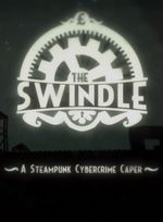 Jaquette The Swindle