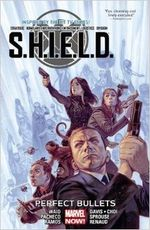 Couverture Perfect Bullets - S.H.I.E.L.D. (2014), tome 1