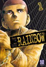 Couverture Rainbow