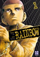 Couverture Rainbow