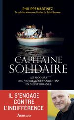 Couverture Capitaine Solidaire