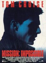 Affiche Mission: Impossible