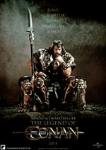 Affiche The Legend of Conan