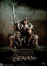 Affiche The Legend of Conan
