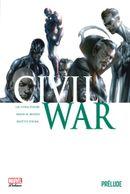 Couverture Civil War : Prélude