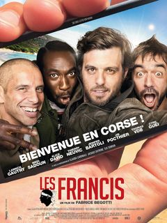 Affiche Les Francis