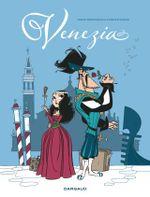 Couverture Venezia : Intégrale