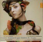 """Pochette Concerti per violino III """"Il ballo"""""""
