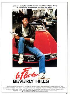 Affiche Le Flic de Beverly Hills