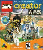 Jaquette Lego Creator: Knights' Kingdom