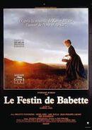 Affiche Le Festin de Babette
