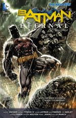 Couverture Batman Eternal Vol. 1