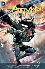 Couverture Batman Eternal Vol. 2