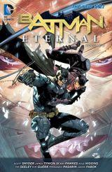 Couverture Batman Eternal Vol. 2