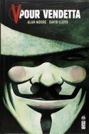 Couverture V pour Vendetta : L'Intégrale