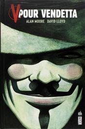 Couverture V pour Vendetta