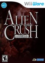 Jaquette Alien Crush Returns