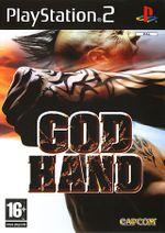 Jaquette God Hand