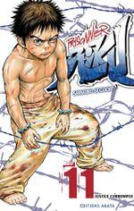 Couverture Prisonnier Riku, tome 11