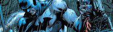 Cover Escale à Gotham