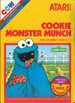 Jaquette Cookie Monster Munch