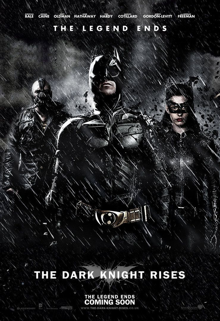 affiches posters et images de the dark knight rises 2012. Black Bedroom Furniture Sets. Home Design Ideas