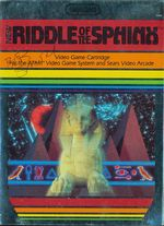 Jaquette Riddle of the Sphinx