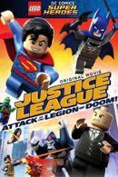 Affiche LEGO DC : L'Attaque de la Légion Maudite