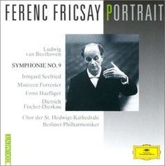 Pochette Ferenc Fricsay Portrait: Symphonie no. 9