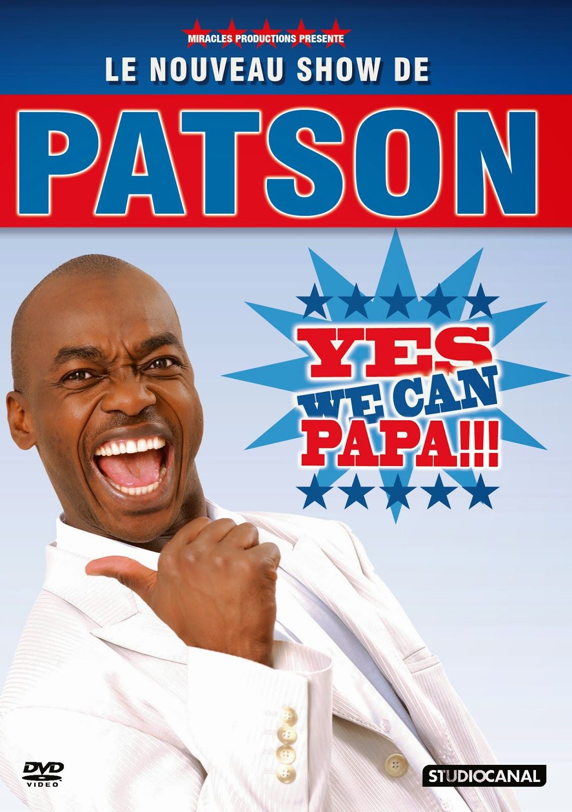 Patson,yes we can papa streaming VF