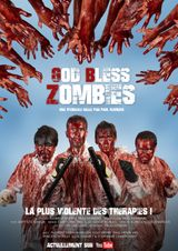 Affiche God Bless Zombies