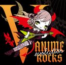 Pochette V-ANIME ROCKS evolution