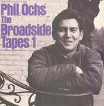 Pochette The Broadside Tapes 1