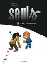Couverture Avant l'Enfant-minuit - Seuls, tome 9